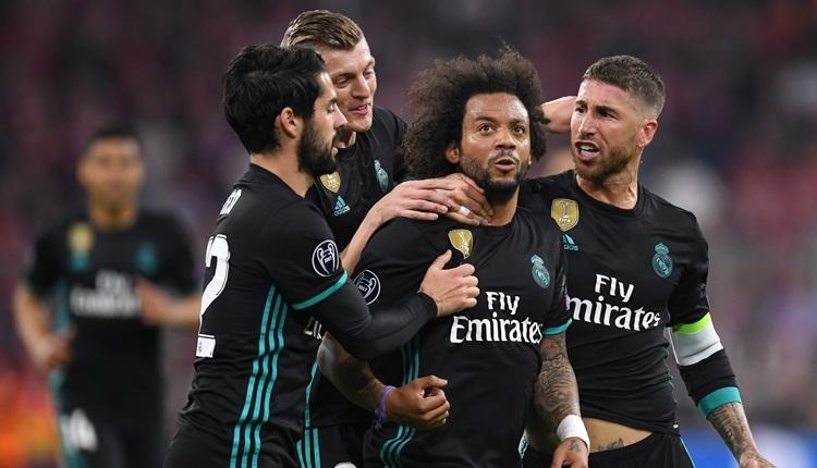 Marcelo'nun Bayern Münih'e attığı gol (Canlı izle)