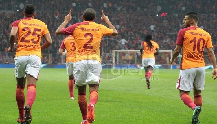 Mariano'dan Başakşehir'e muhteşem gol İZLE