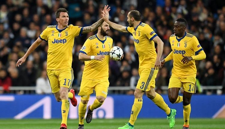 Mario Mandzukic'in golü Real Madrid tarihine geçti (İZLE)