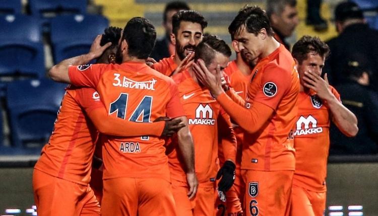 Medipol Başakşehir 1-0 Yeni Malatyaspor maç özeti ve golleri İZLE