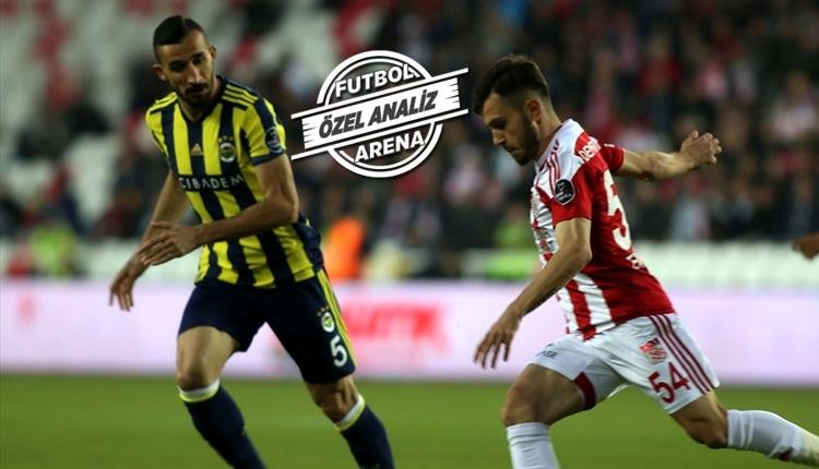 Mehmet Topal, Sivasspor - Fenerbahçe maçının gizli kahramanı
