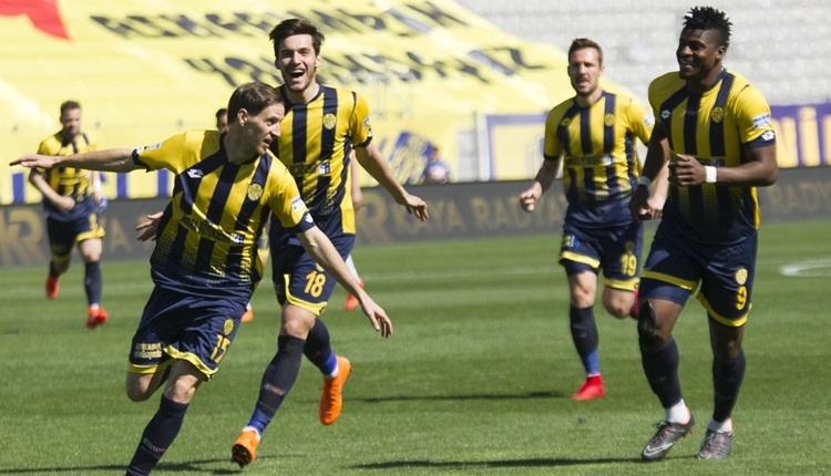 MKE Ankaragücü 3-2 Akın Çorap Giresunspor maç özeti ve golleri (İZLE)