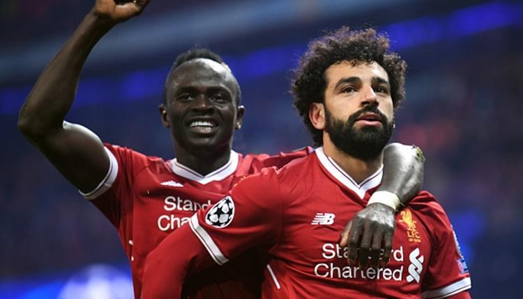 Mohamed Salah'ın Manchester City'ye attığı gol İZLE
