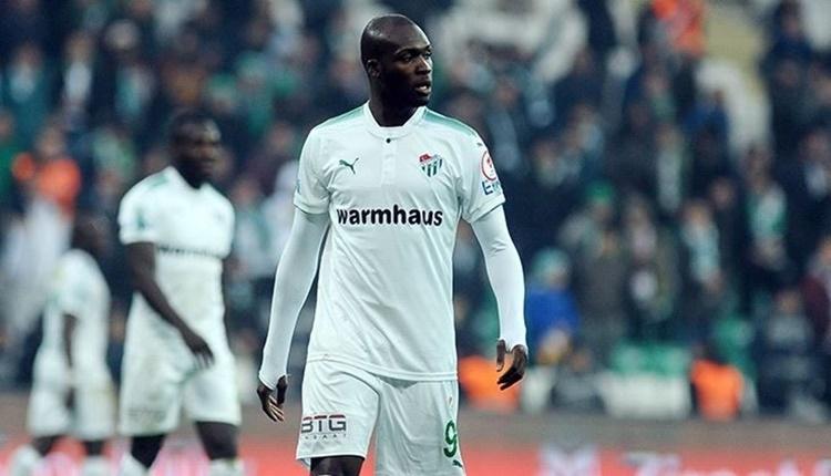 Moussa Sow'un Atiker Konyaspor'a attığı gol (İZLE)