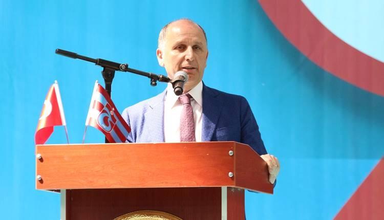 Trabzonspor'da Muharrem Usta ibra edildi