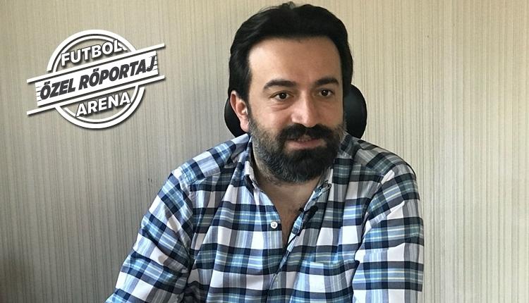 Murat Aşık, FutbolArena'ya konuştu!