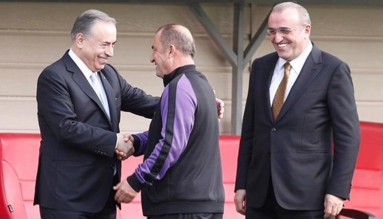 Mustafa Cengiz ilk kez Florya'da