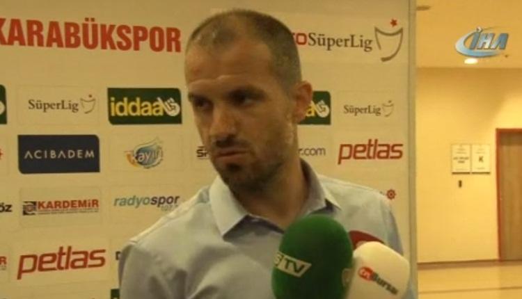 Mustafa Er iddialı konuştu: 'Şimdi Bursaspor için koşma zamanı'