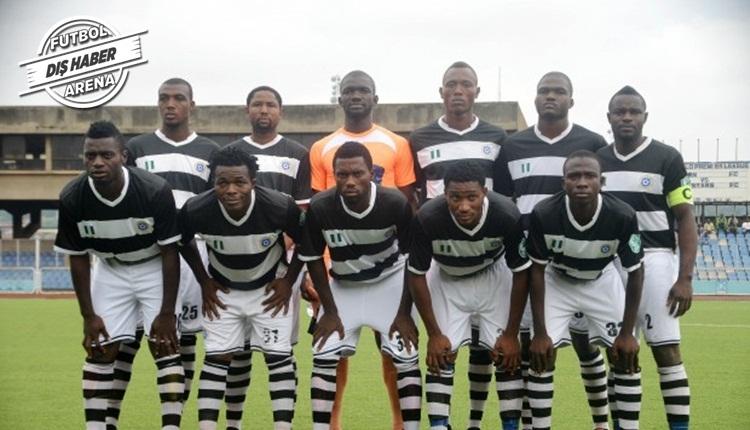 Nijerya Premier Lig'de deplasman kabusu! Görenleri şaşırtan tablo