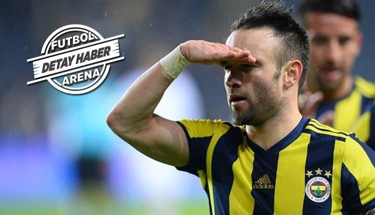 Nöbetçi golcü Mathieu Valbuena (Valbuena'nın Fenerbahçe performansı)