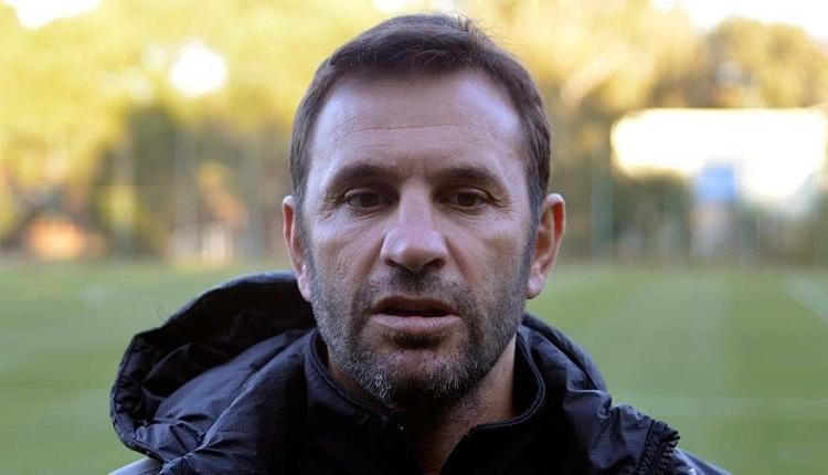 Okan Buruk'tan Başakşehir maçı sonrası hakeme tepki