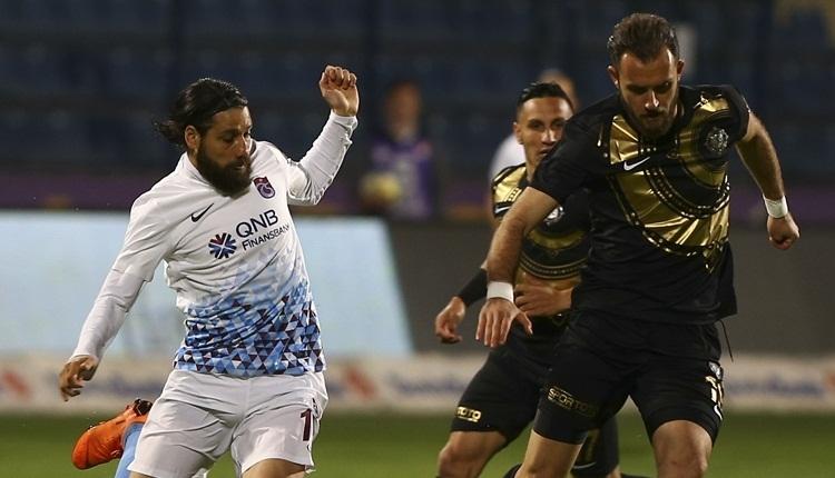 Olcay Şahan maç sonu itiraf etti: