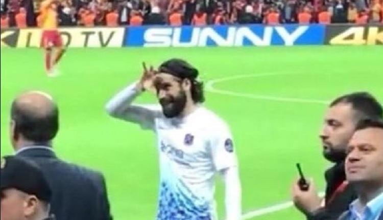 Olcay Şahan'dan Galatasaray taraftarlarına Kartal pençesi