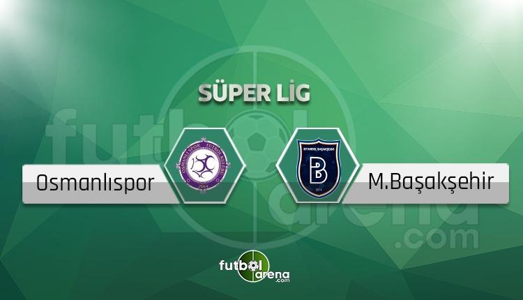 Osmanlıspor Başakşehir maçı beIN Sports canlı şifresiz izle