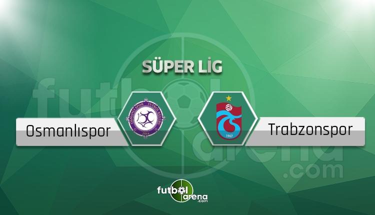 Osmanlıspor Trabzonspor beIN Sports canlı şifresiz izle