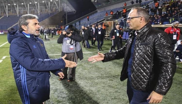 Osmanlıspor'da İrfan Buz'dan Fenerbahçe maç sonu hakem isyanı