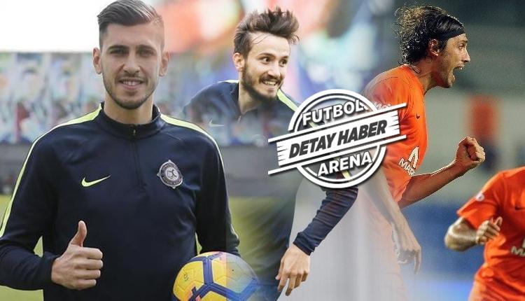 Osmanlıspor'un Fenerbahçe maçı ilk 11'ine Galatasaray damgası