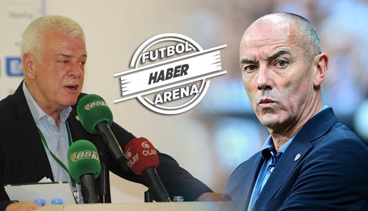 Paul Le Guen dönemi sona eriyor! Bursaspor'da son dakika