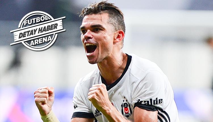 Pepe Beşiktaş formasıyla ilki yaşadı! En son Real Madrid'de...