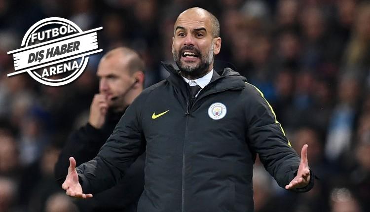 Pepe Guardiola'dan hakem isyanı!