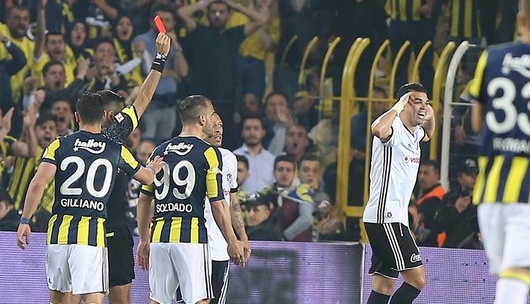 Pepe'nin Fenerbahçe maçında gördüğü kırmızı kart doğru mu? İlk sözler
