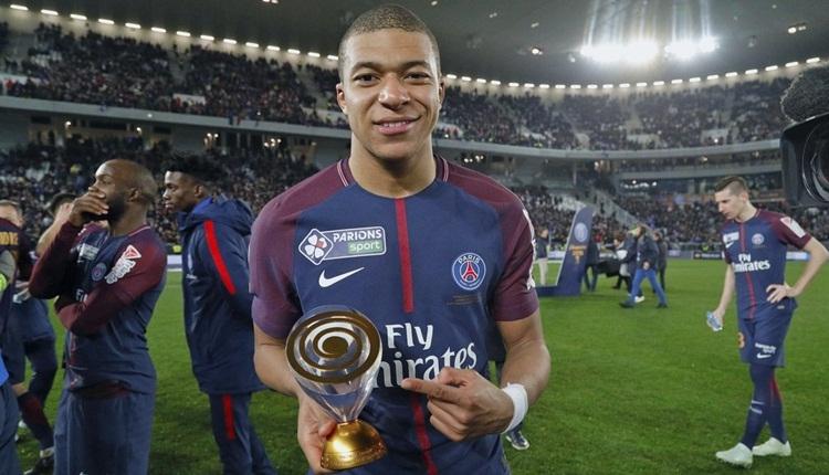 PSG, Fransa Lig Kupasını kazandı (İZLE)