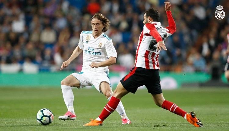 Real Madrid 1-1 Athletic Bilbao maç özeti ve golleri (İZLE)