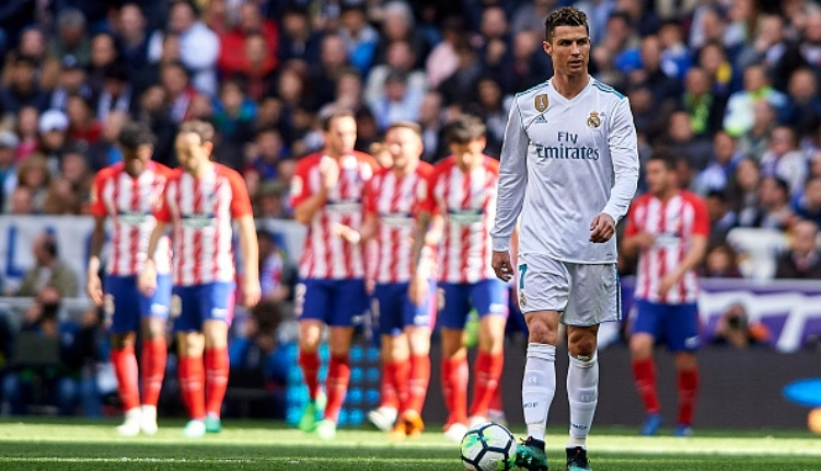 Real Madrid 1-1 Atletico Madrid maç özeti ve golleri İZLE