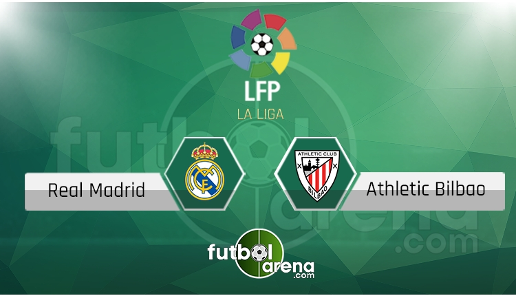 Real Madrid Athletic Bilbao maçı beIN Sports 2 canlı şifresiz izle