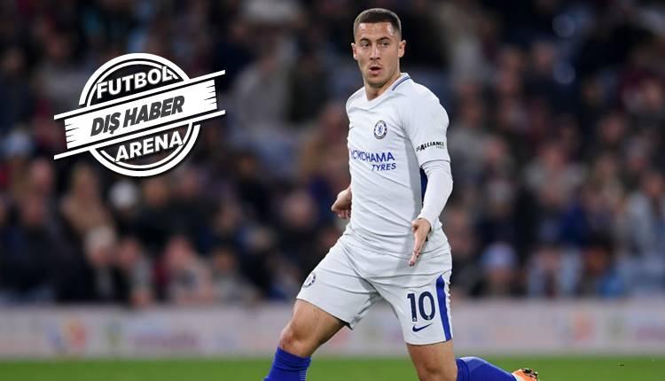 Transfer Haberleri: Real Madrid, Gareth Bale'yi satarsa Eden Hazard'ı alacak