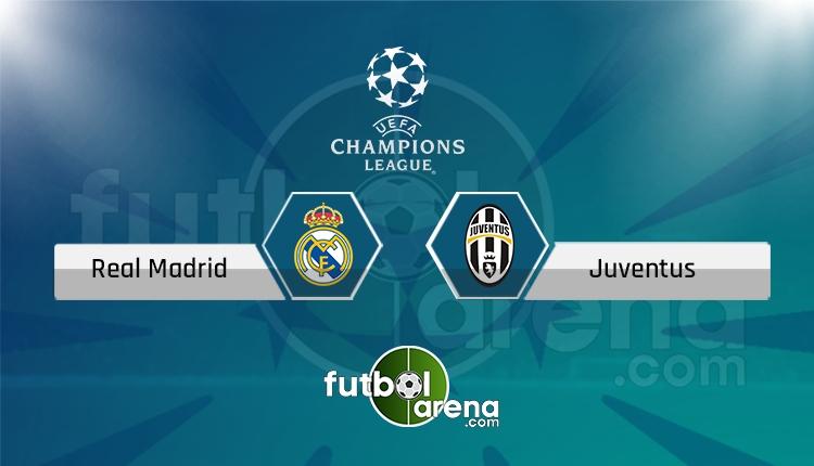 Real Madrid Juventus maçı Tivibu Spor 2 canlı şifresiz izle