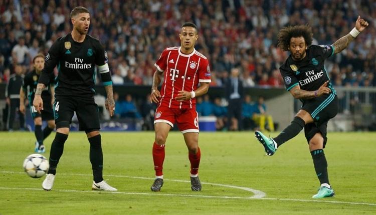 Real Madrid, Şampiyonlar Ligi tarihine geçti (Bayern Münih 1-2 Real Madrid maç özeti ve golleri)