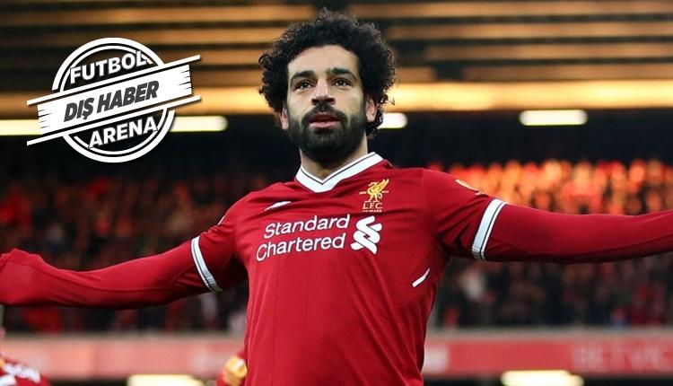 Real Madrid ve Manchester United, Mohammed Salah'ın peşinde!