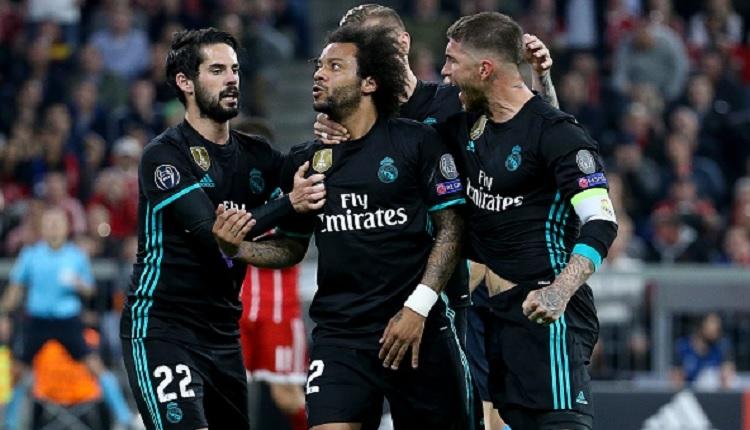 Real Madrid'den Bayern Münih'e karşı tarihi başarı! (Bayern Münih 1-2 Real Madrid maç özeti ve golleri İZLE)