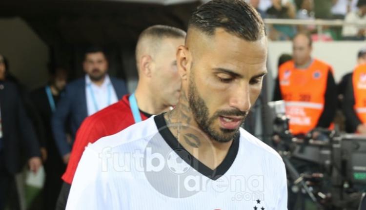 Ricardo Quaresma, Akhisarspor maçında sakatlandı