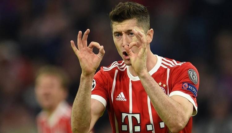 Robert Lewandowski transferi için Chelsea fiyat sordu!