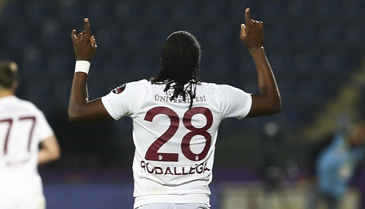Rodallega 4 ay sonra ilk golü Osmanlıspor'a attı (İZLE)