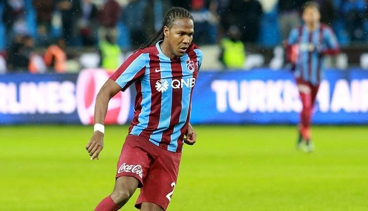 Rodallega'dan Akhisarspor'a Galatasaray galibiyeti için tebrik mesajı