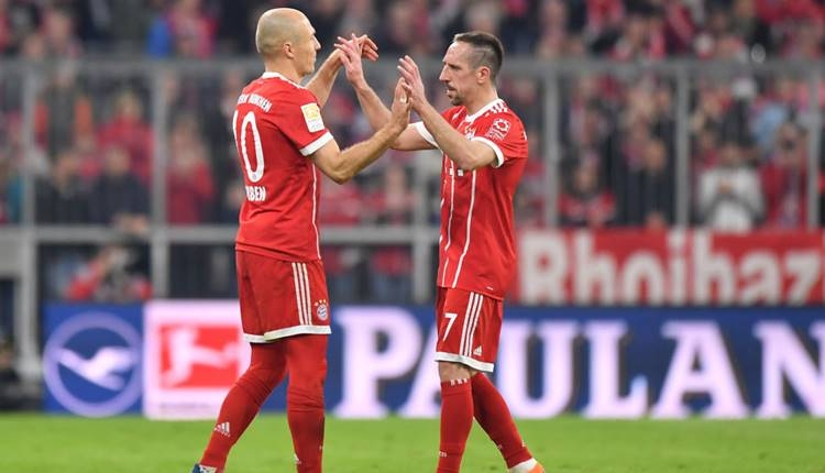 Rumenigge açıkladı! Robben ve Ribery gönderiliyor mu?