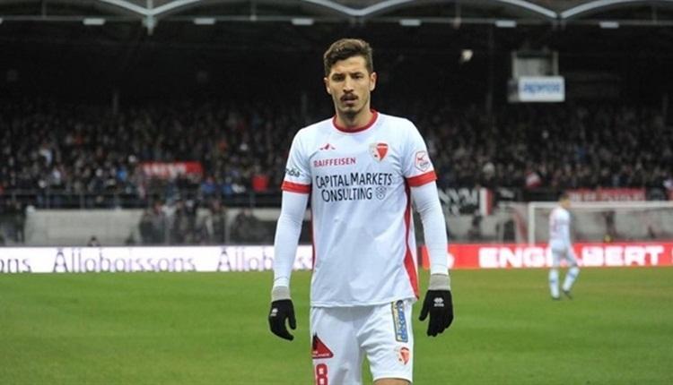 Salih Uçan'ın forma giydiği Sion, Avrupa kupalarından men edildi