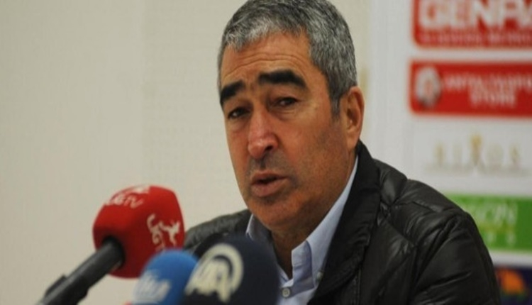 Samet Aybaba: 'Zor bir atmosfer bizi bekliyor'