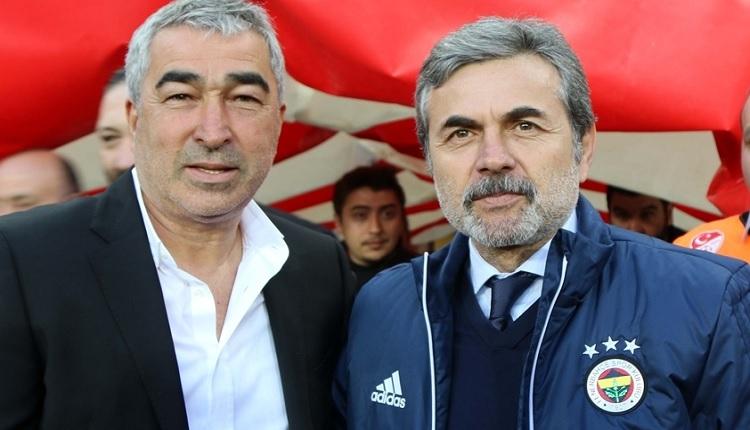 Samet Aybaba'dan Sivasspor - Fenerbahçe maç sonu tepki