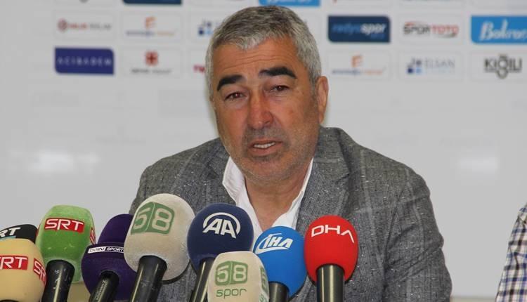 Samet Aybaba'dan Sivasspor taraftarına eleştiri