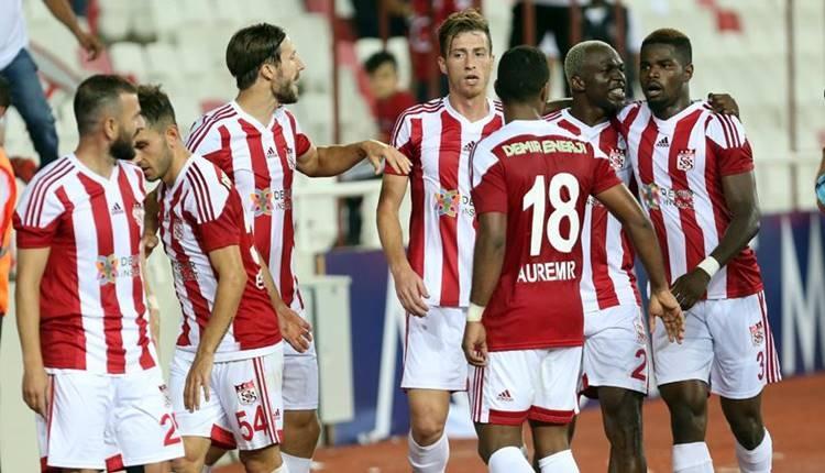 Samet Aybaba'nın Sivasspor'u son 5 yılın en iyisi!