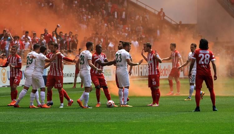 Samsunspor 2-2 Denizlispor maçı özeti ve golleri (İZLE)