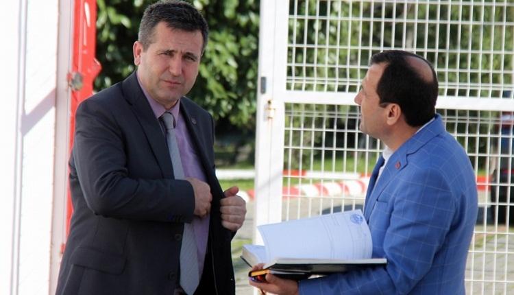 Samsunspor'da kayyum kümede kalma formülünü açıkladı
