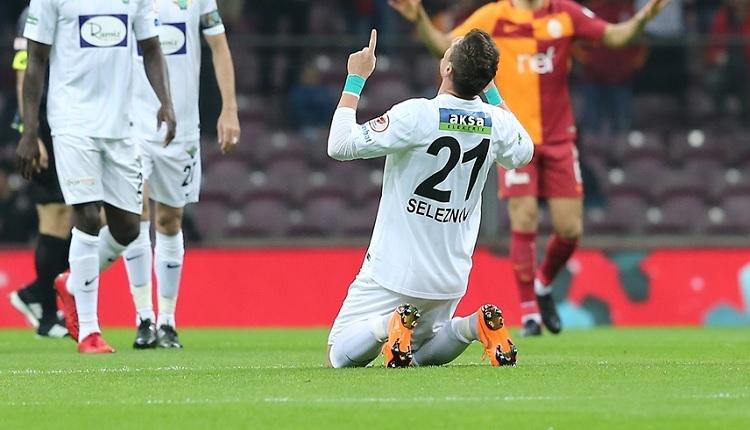 Seleznyov'dan Galatasaray'a olay gönderme! 'Nou Camp'ta Barcelona değiller sonuçta