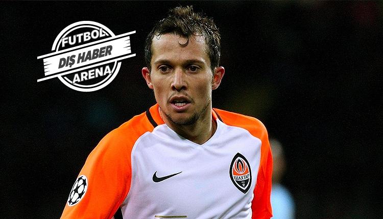 Shakhtar Donetsk'ten Bernard transferi için Beşiktaş açıklaması
