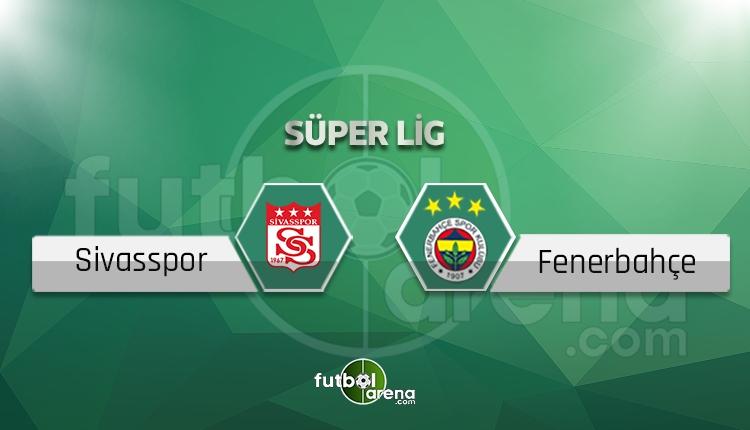 Sivasspor Fenerbahçe beIN Sports canlı şifresiz izle