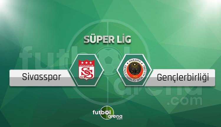 Sivasspor Gençlerbirliği maçı beIN Sports canlı şifresiz izle